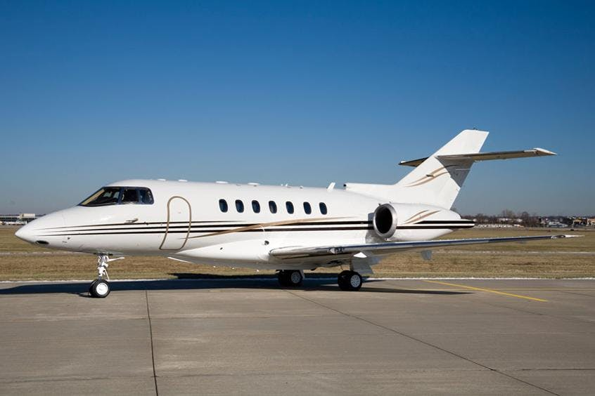 Hawker-1000-PrivateFly-AA9765