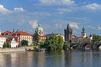 Prague By Private Jet