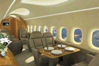 Charter a Challenger aircraft