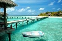 private jet maldives