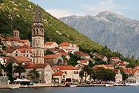 Montenegro by private jet