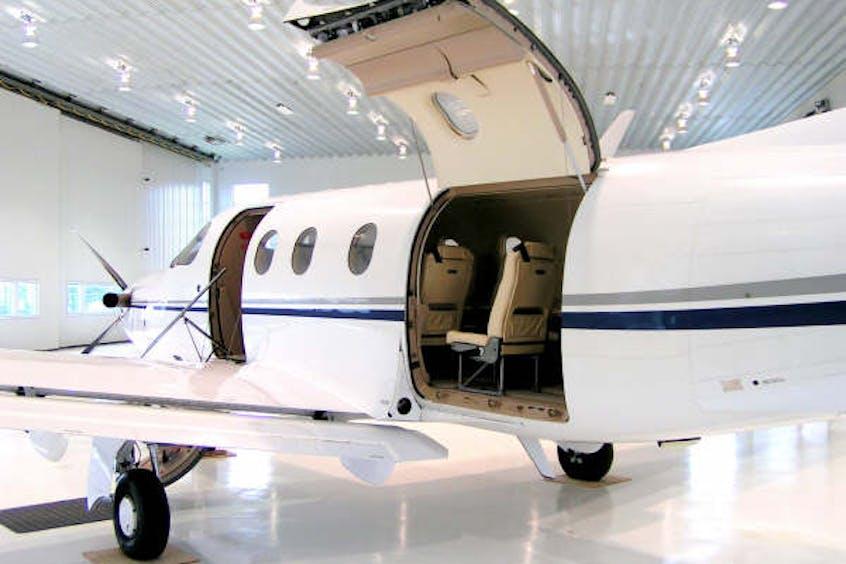 Citation-III-PrivateFly-AA6003