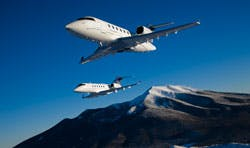 Bombarder Business Jets