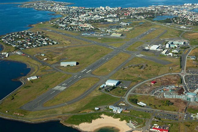 Reyjavik Airport