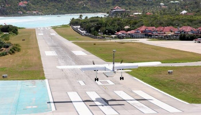 Aéroport de Saint-Barthélemy