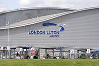 private jet charter London Luton Airport