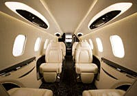 Executive jet charter service for PAs