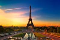 Paris by private jet