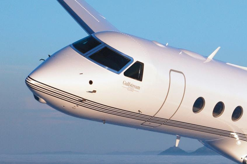 Jet Gulfstream