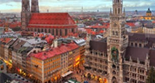Munich By Private Jet