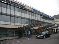 Jetex Flight Support entrance