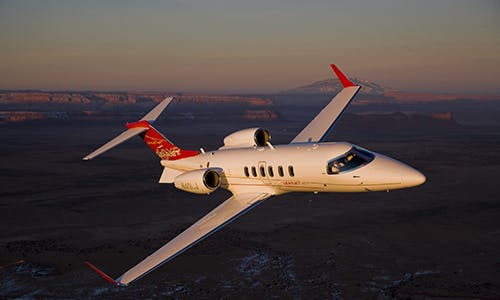 Learjet_40