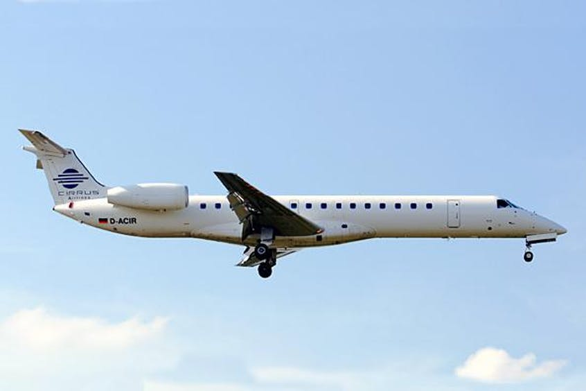EMB-145-PrivateFly-AA1439