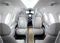 Hire a Phenom jet