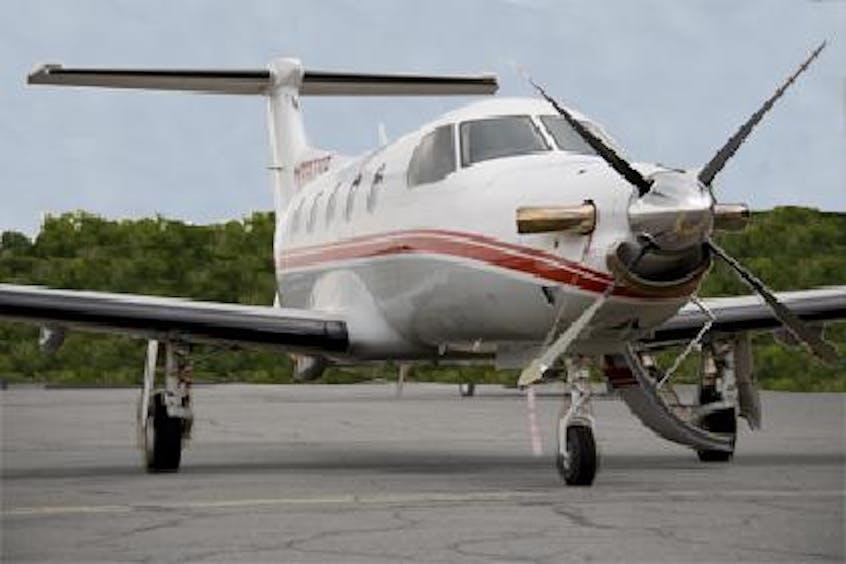 Pilatus-PC-12-PrivateFly-CC-AA4414