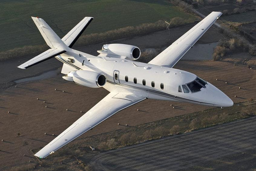 Citation-XLS-PrivateFly-AA9903
