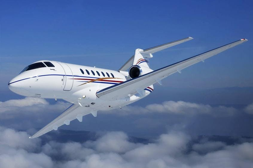 Hawker-4000-PrivateFly-AA9760