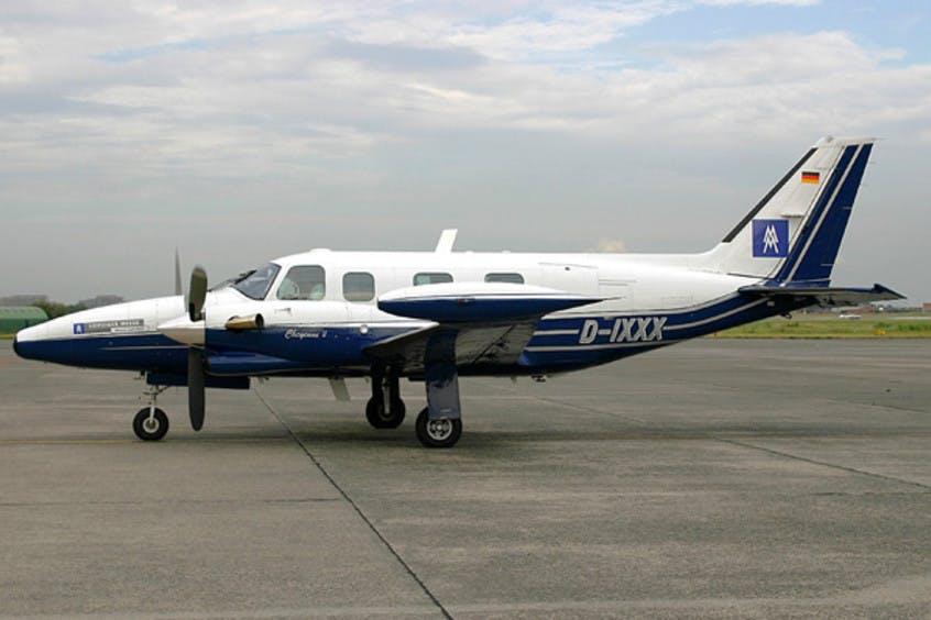 Piper-PA31T-Cheyenne-I-II-PrivateFly-AA1102