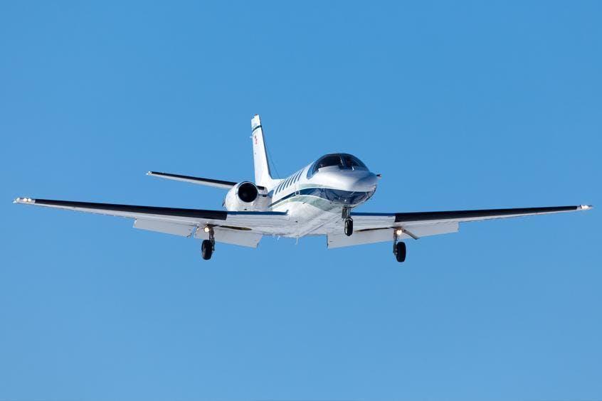 Cessna-C550-Citation-II-IISP-S-PrivateFly-AB1079