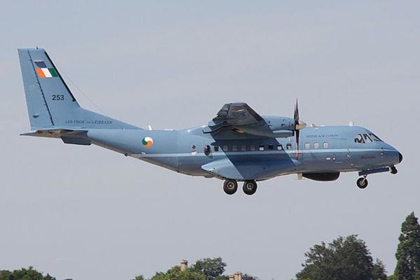 CASA-CN-235-PrivateFly-AA1466