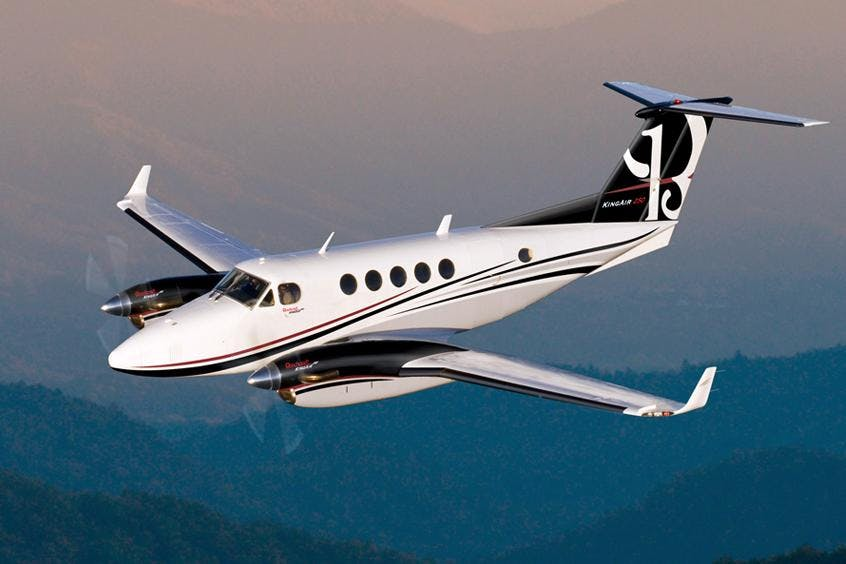 Beech-BE200-Super-King-Air-PrivateFly-AB1106