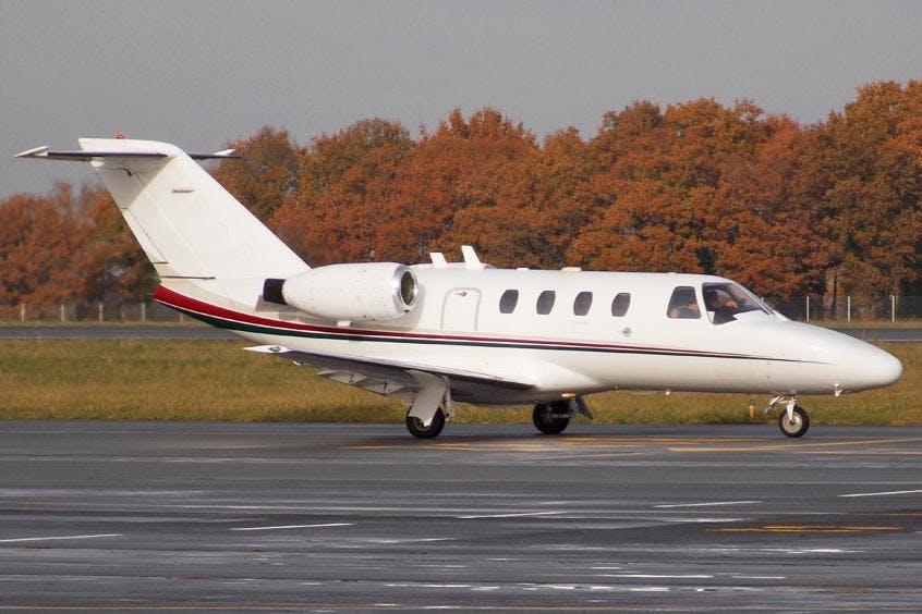 Cessna-C525-Citation-CJ1-PrivateFly-AB1076