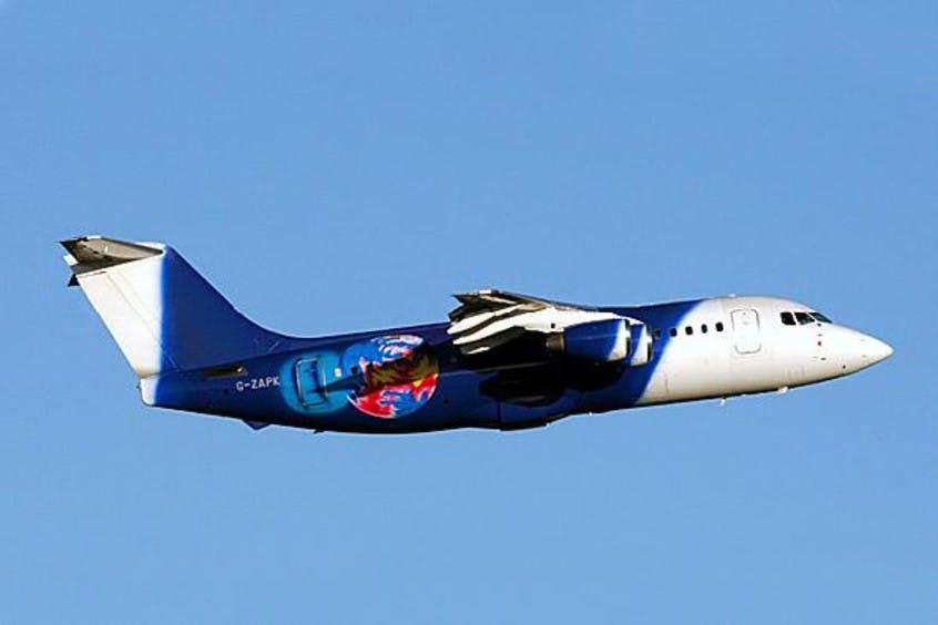 BA146-200-Avro-RJ85-PrivateFly-AA1521