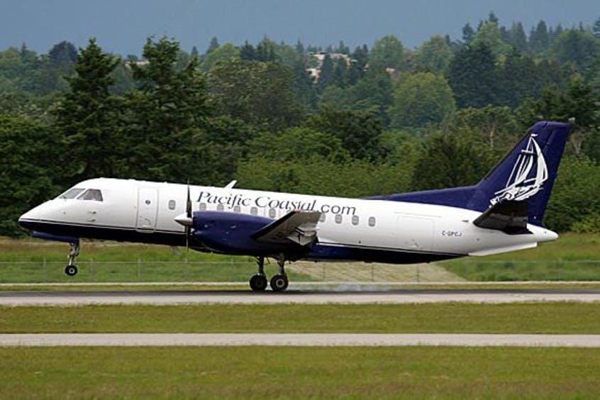Saab-340-PrivateFly-AA1486