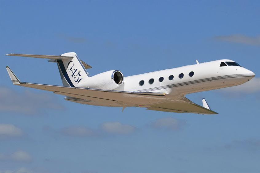 Gulfstream-G450-PrivateFly-AA9817