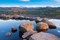 Cairngorms by private jet