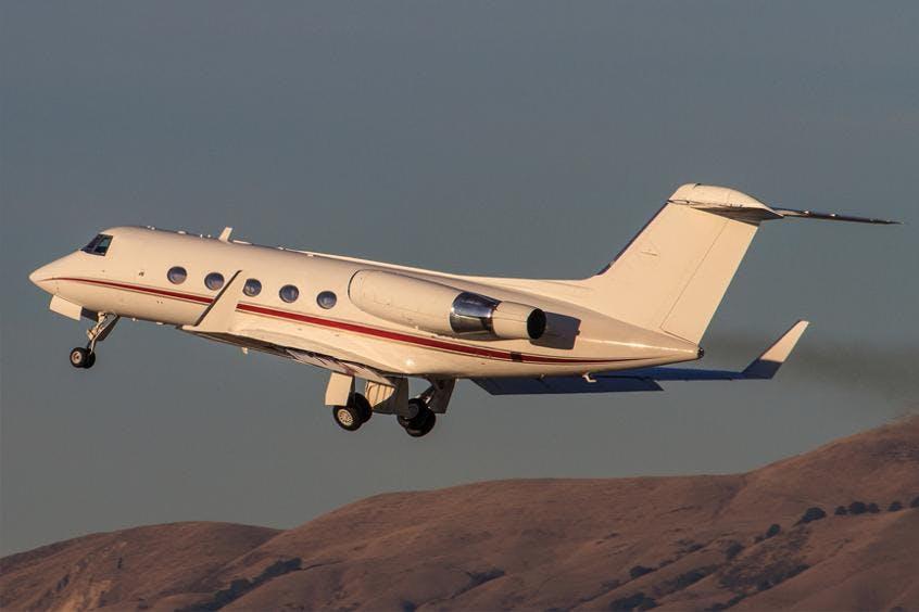 Gulfstream-G2-PrivateFly-AA9847