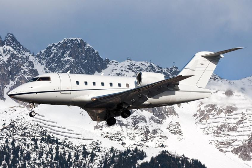 Challenger-604-PrivateFly-AA9651