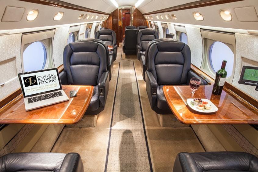 Gulfstream-G2-PrivateFly-AA9848