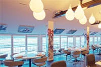 private jet restaurants