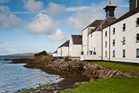 Isle of Islay by private jet