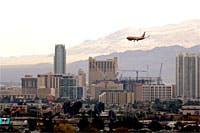 private jet charter Las Vegas McCarran Airport