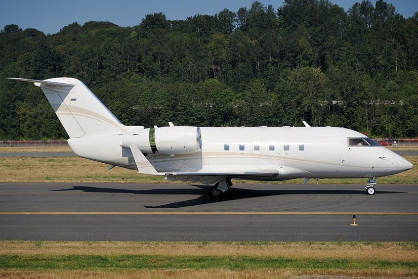 Challenger-600-PrivateFly-AA9639