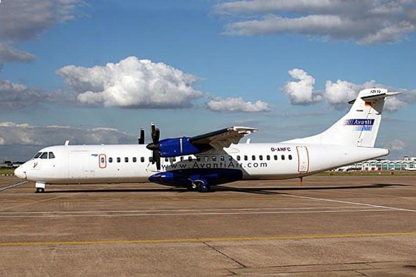 ATR72-PrivateFly-AA1493