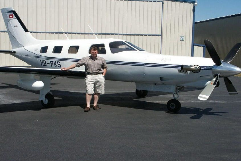 Piper-PA46T-Meridian-PrivateFly-CC-AA2185