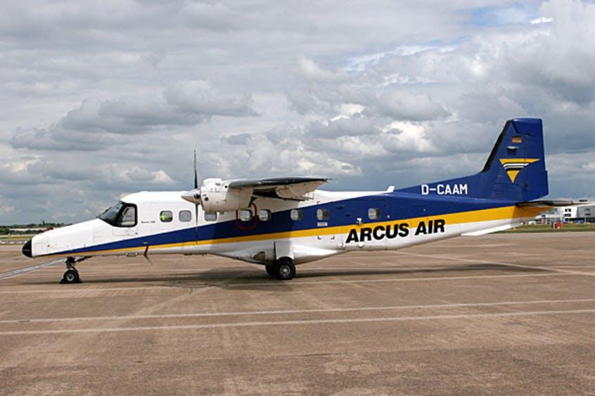 Dornier-228-PrivateFly-AA5876