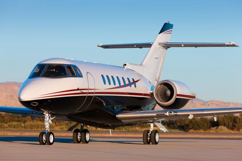 Hawker-1000-PrivateFly-AA9767