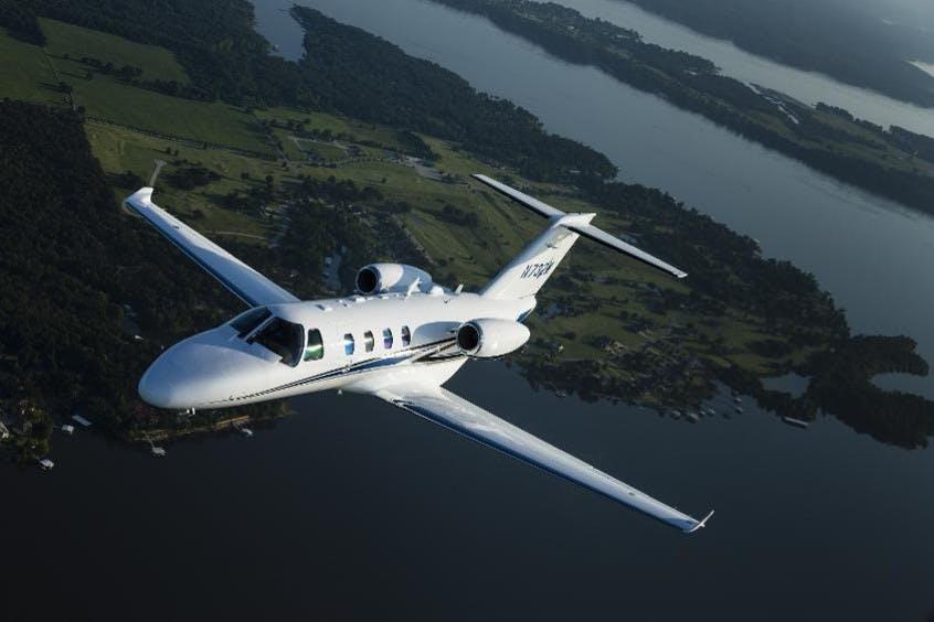 Cessna-Citation-M2-PrivateFly-AB3133