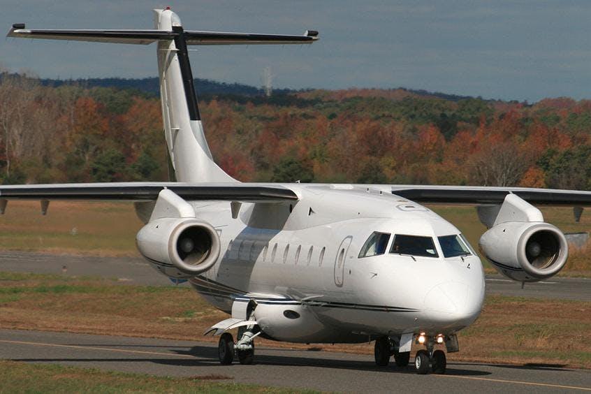 Dornier-Executive-328JET-PrivateFly-AA9676