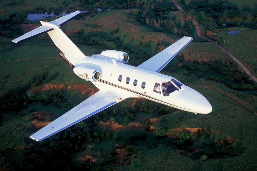 Cessna-C525-Citation-PrivateFly-AA9962
