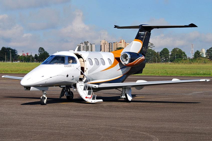 Embraer-Phenom-100-PrivateFly-AA9999