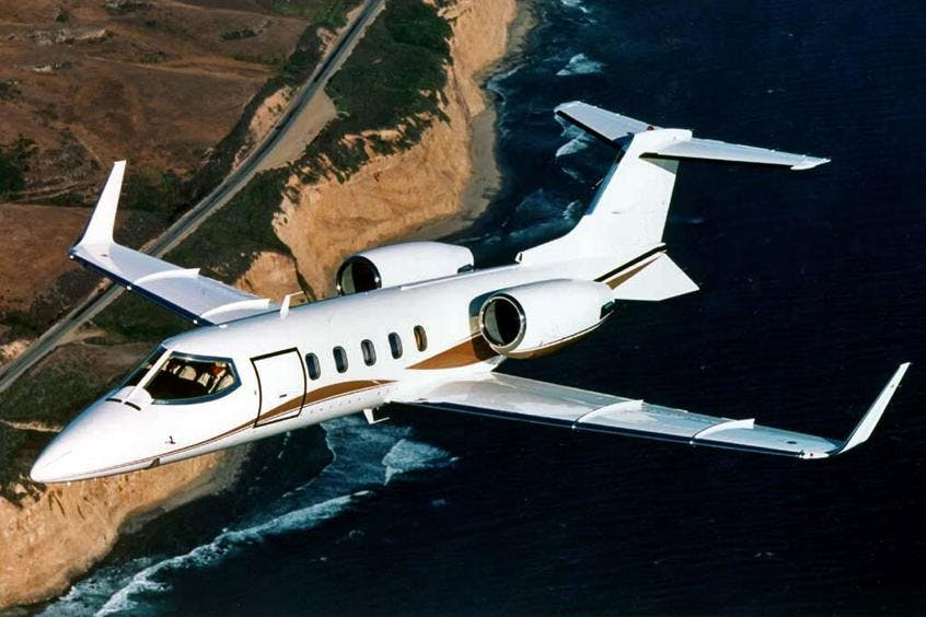 Learjet-31-PrivateFly-AB1019