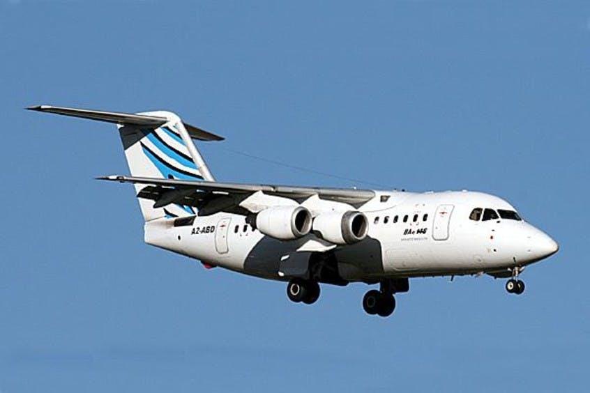 BA146-100-Avro-RJ70-PrivateFly-AA1483