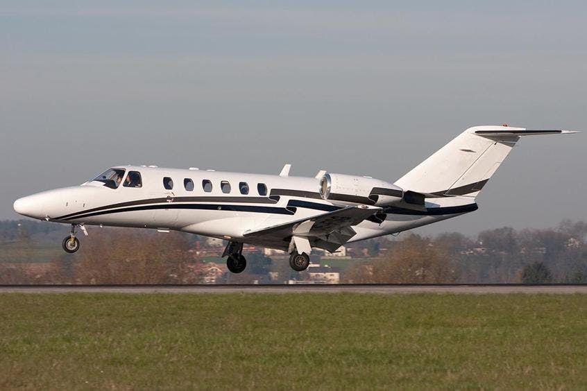 Cessna-C525-Citation-CJ2-PrivateFly-AA9976