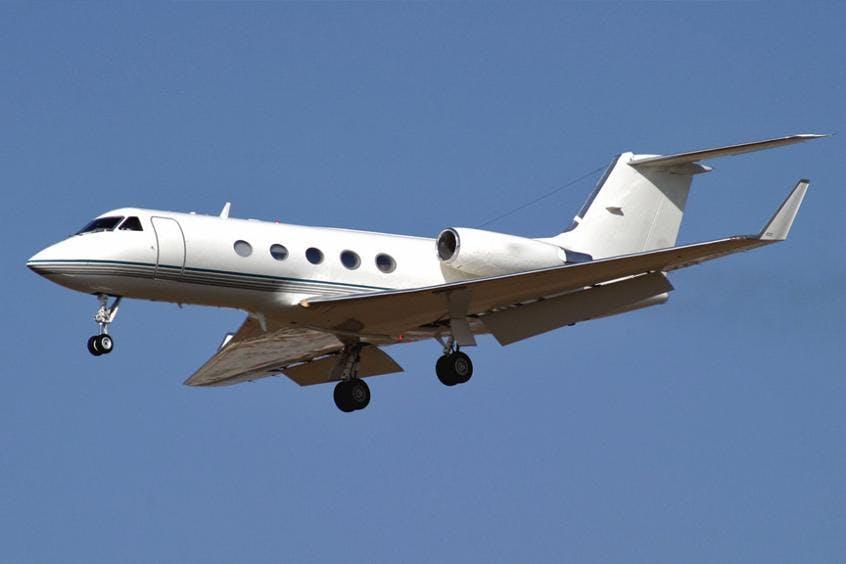 Gulfstream-G3-PrivateFly-AA9852