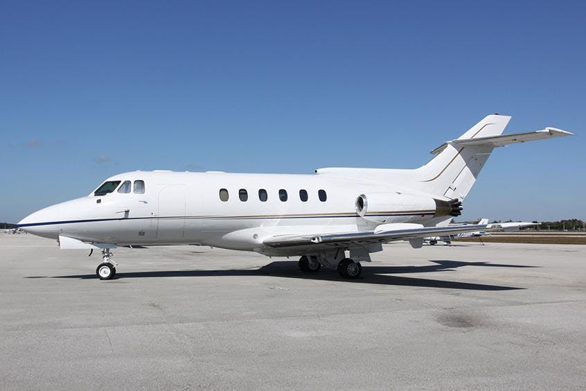Hawker-600-PrivateFly-AA9857